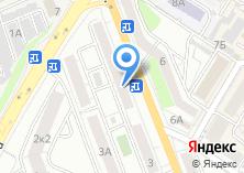 Компания «Автобак$» на карте