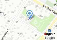 Компания «Российская академия предпринимательства» на карте