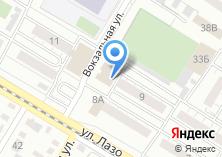 Компания «Профи-Град» на карте