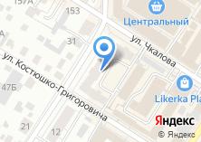 Компания «Гастроном Чкаловский» на карте