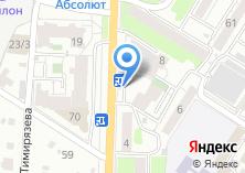 Компания «Сеть продовольственных киосков» на карте