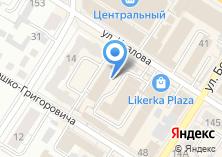 Компания «Мята» на карте
