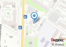 Компания «Салон уютной кухни» на карте