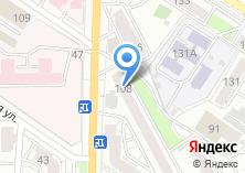 Компания «Ажур Текс» на карте