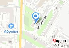 Компания «ЗабКИПКРО» на карте