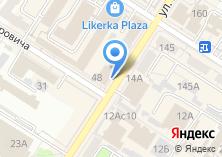 Компания «Ферзь» на карте