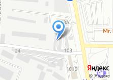 Компания «Нордикс» на карте