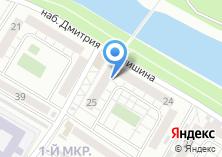 Компания «Кварта-Л» на карте