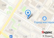Компания «Ушаночка» на карте