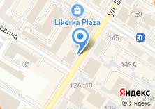 Компания «Элбэг» на карте