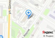 Компания «Курсив рекламно-производственная фирма» на карте