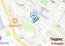 Компания «СантехНова» на карте
