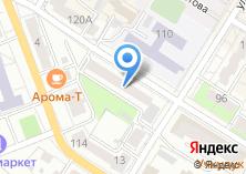 Компания «ГравПринт. рекламное агентство» на карте
