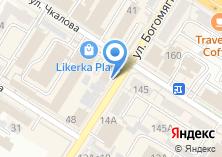 Компания «Фокус+» на карте