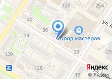 Компания «БЭБИТОП» на карте
