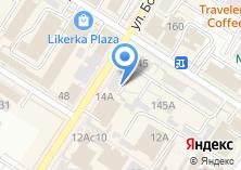Компания «Интел-Сервис» на карте