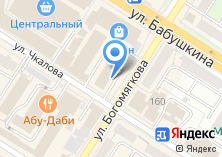 Компания «Сан-Краныч» на карте