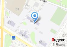 Компания «Забайкальская краевая гимназия-интернат» на карте