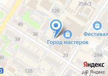 Компания «Замочек» на карте