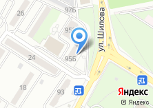 Компания «БАРИС» на карте
