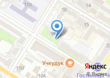 Компания «Региональная коллегия адвокатов» на карте