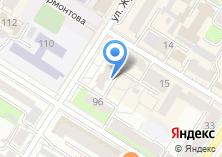 Компания «Врачебно-косметологическая лечебницa» на карте