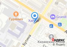 Компания «Эгоист» на карте