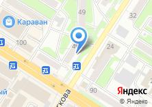 Компания «РУБЛЁВСКИЕ ЛОМБАРДЫ» на карте