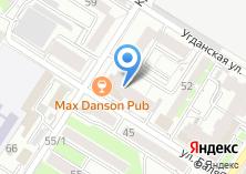 Компания «Спутник» на карте
