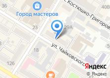 Компания «КОМПАНИЯ БУХГАЛТЕР И АУДИТ» на карте