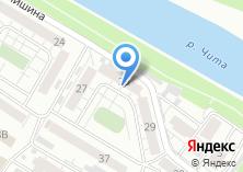 Компания «Буузы» на карте