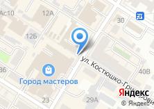 Компания «Аргамак» на карте