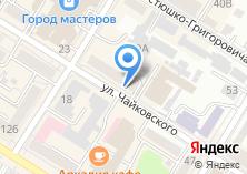 Компания «Глаголика» на карте
