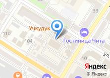 Компания «ФАБРИКА МЕБЕЛИ» на карте