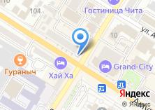 Компания «Шушкин дом» на карте