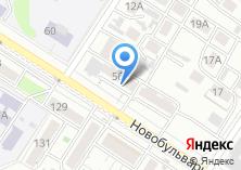 Компания «Восточный Путь» на карте