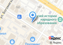Компания «ЕНДС-Забайкалье» на карте