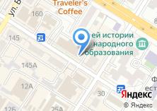Компания «Забайкальский центр переводов» на карте