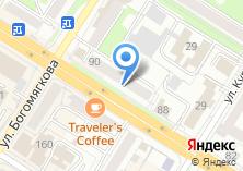 Компания «Topado» на карте