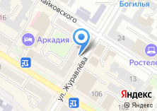 Компания «Шпильки» на карте