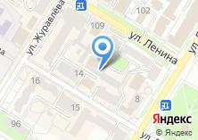 Компания «Управление Федеральной почтовой связи Забайкальского края» на карте