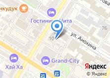Компания «ИнтерЛайн» на карте