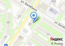 Компания «Нергеопром» на карте