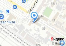 Компания «ЗАБТРАНС 1» на карте