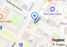 Компания «Уездный ломбард» на карте