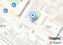 Компания «Коммунальник» на карте