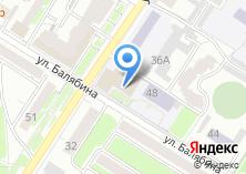 Компания «СДЮШОР №2» на карте