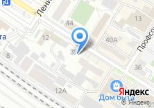 Компания «Магазин трикотажных изделий и текстиля для дома» на карте