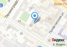 Компания «Общежитие Забайкальский институт предпринимательства филиал СибУПК» на карте