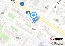 Компания «Рекламные МеталлоКонструкции» на карте
